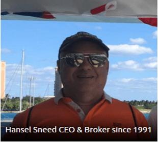 Hansel Sneed CEO & Broker since 1991